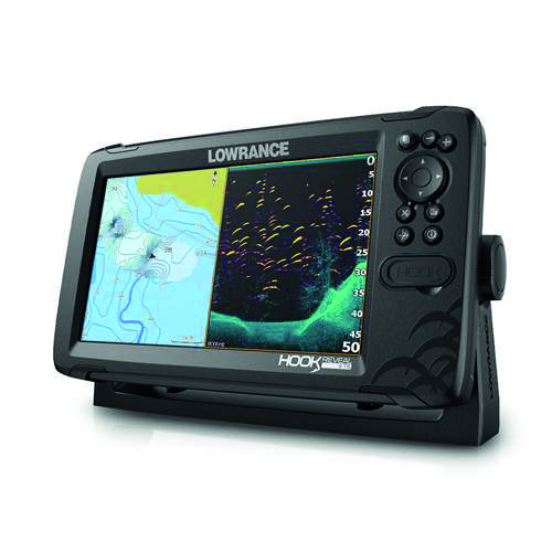 LOWRANCE HOOK REVEAL 9 HDI