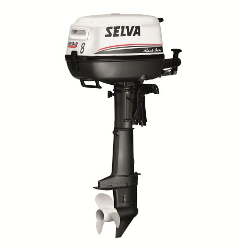 SELVA BLACK BASS 8HP C