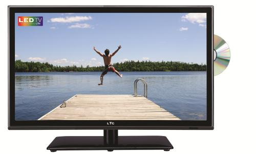 "TV LED 24"" 12-230V DVD"