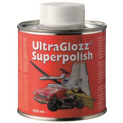 ULTRAGLOZZ POLISH 250ML
